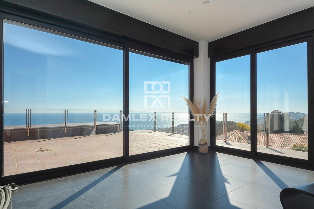 Villa con vistas al mar, Costa Brava