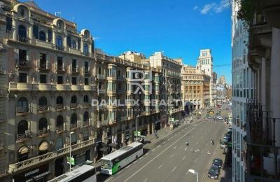 Apartamento a 3 minutos a pie de Plaza Catalunya