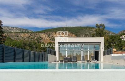 Villa moderna de lujo