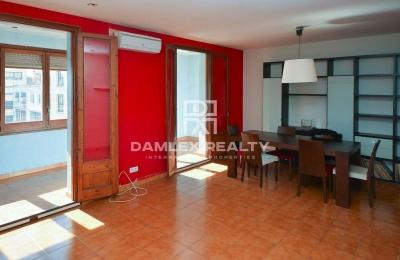 Apartamento de 120 m2 en la zona del Eixample