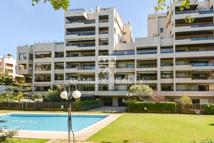 Apartamento en la zona de Pedralbes en Barcelona