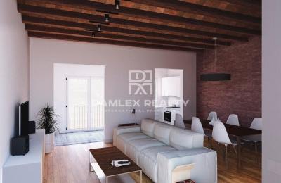 Nuevo apartamento en Gracia