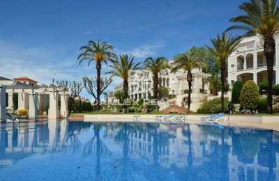 Apartamento con jardín privado a 200 m de la playa de S'Agaró