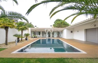 Villa de lujo en la prestigiosa urbanización de Mas Nou, Playa de Aro