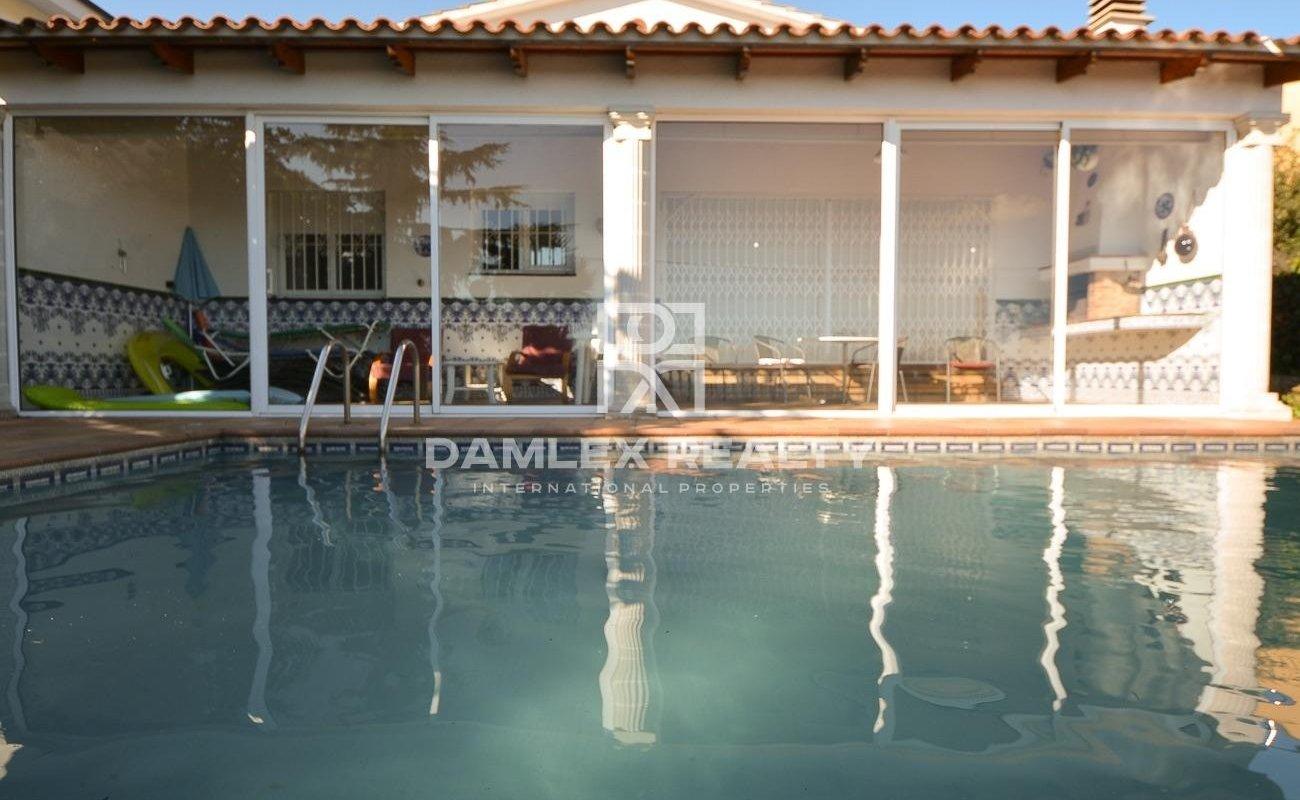 Casa con vista mar en Lloret Blau