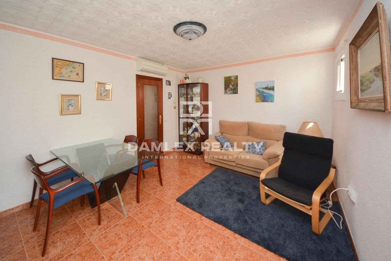 Magnifico piso en Calella a solo 2 minutos del mar