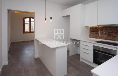 Acogedor apartamento recien reformado en el centro de Barcelona