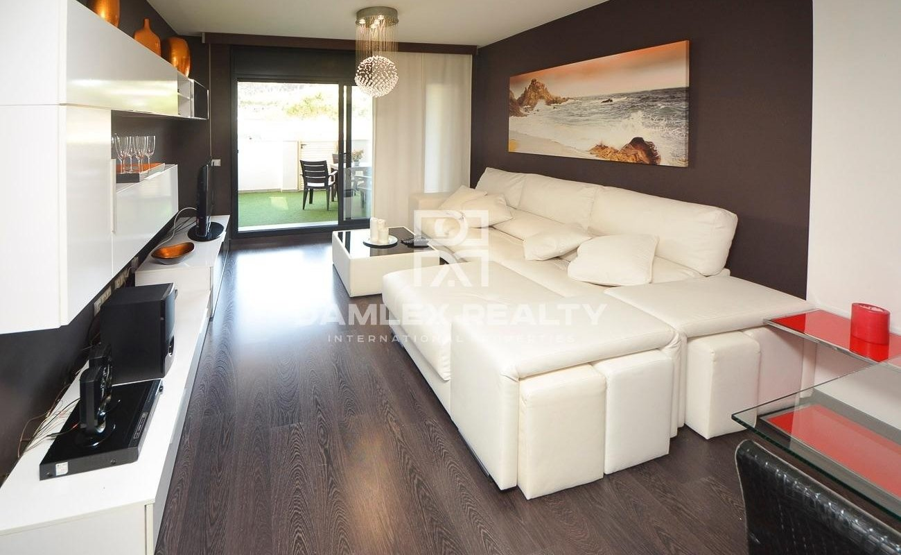 Precioso apartamento en Fenals