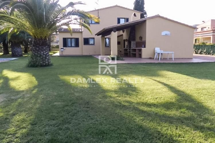 Maravillosa casa entre Palamos y Palafrugell