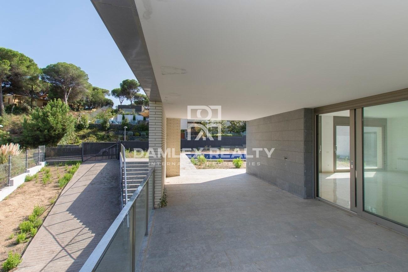 Nueva villa en la urbanización de Cala San Francesc