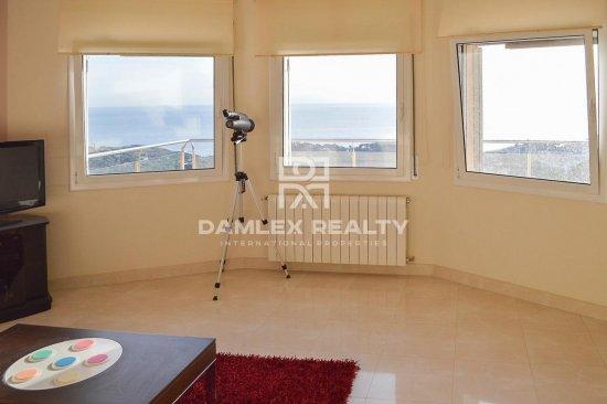 Villa con vistas panorámicas en Lloret de Mar.