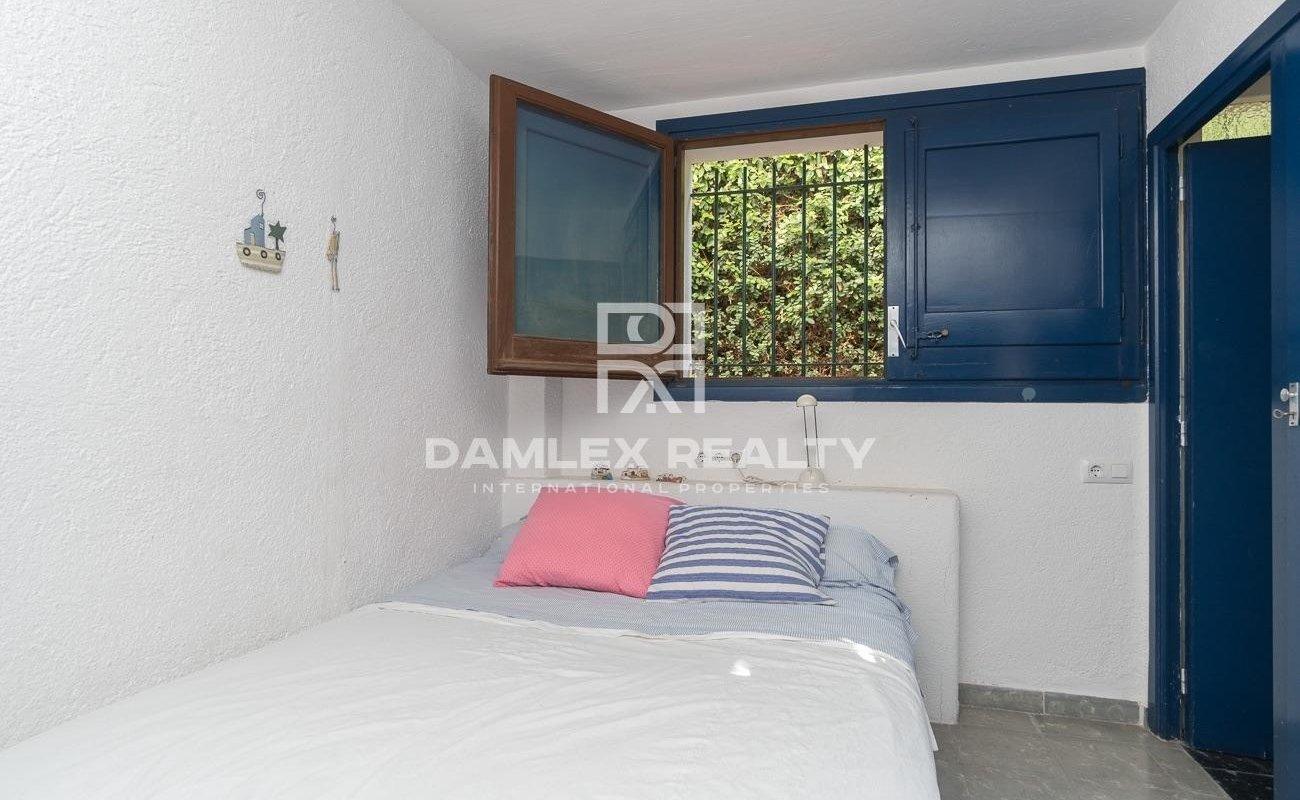 Casa individual en la parte central de Lloret de Mar, cerca de la playa.