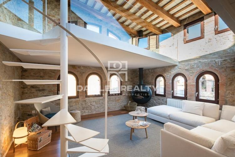 Casa en venta en Palau Sator, (Baix Empordà, Girona) completamente rehabilitada y equipada