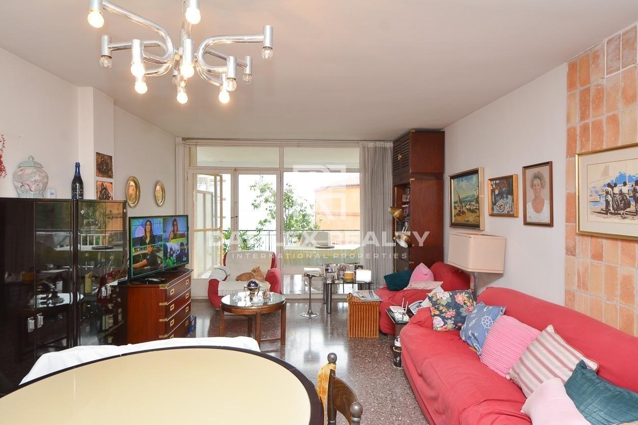 Apartamento frente al mar en Fenals