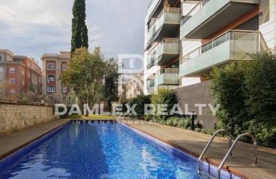 Dúplex en Sarria. Barcelona