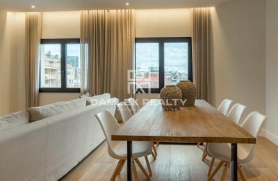 Apartamento con bonito diseño y reforma en Barcelona.