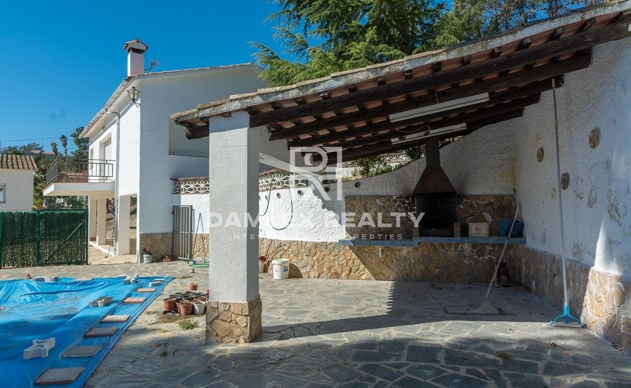 Casa con licencia turistica