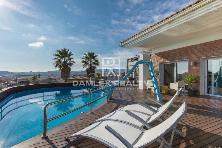 Villa a poca distancia del centro de Playa de Aro y la playa