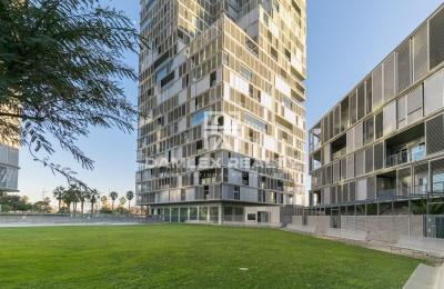 Apartamento en primera línea de mar en el prestigioso barrio de Barcelona - Diagonal Mar