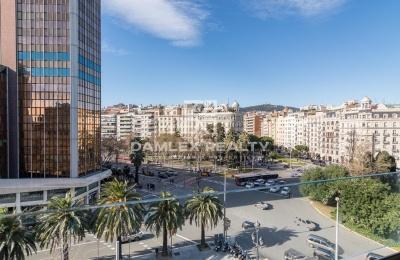 Apartamento en la plaza Francesc Masia