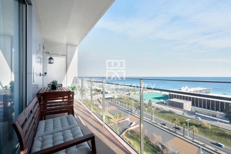 Apartamentos frente al mar con fantásticas vistas
