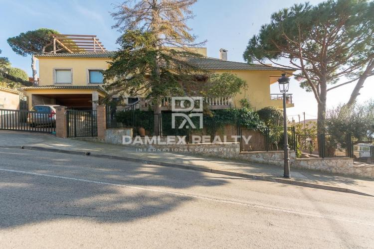 Villa excepcional en el corazón de San Feliu de Guixols