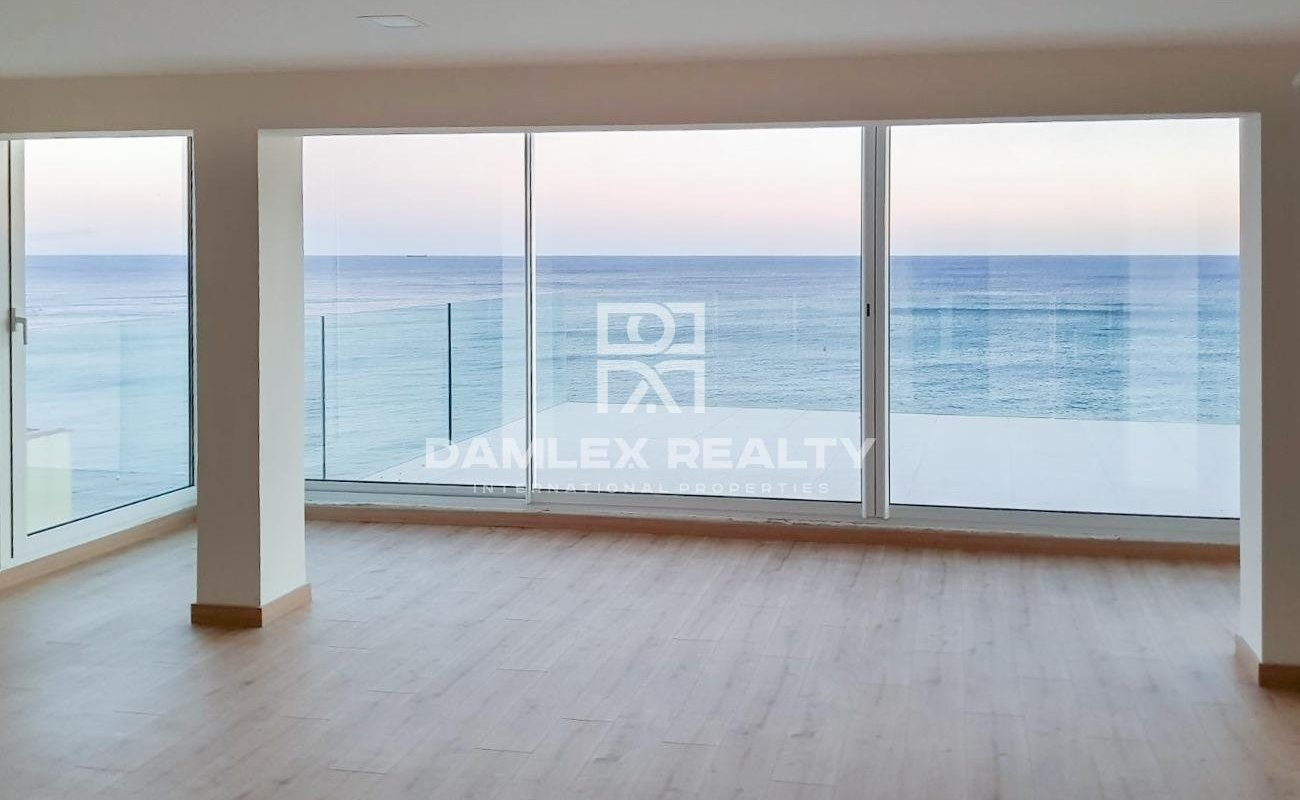 Apartamento con vista increible del mar