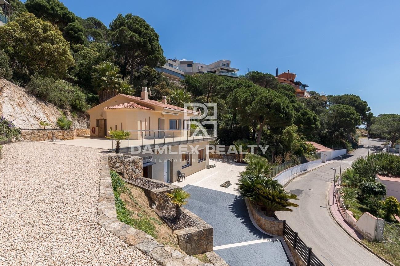 Villa con vistas panorámicas en Lloret de Mar