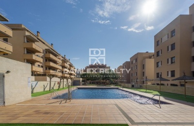Apartamento con patio privado en Lloret de Mar