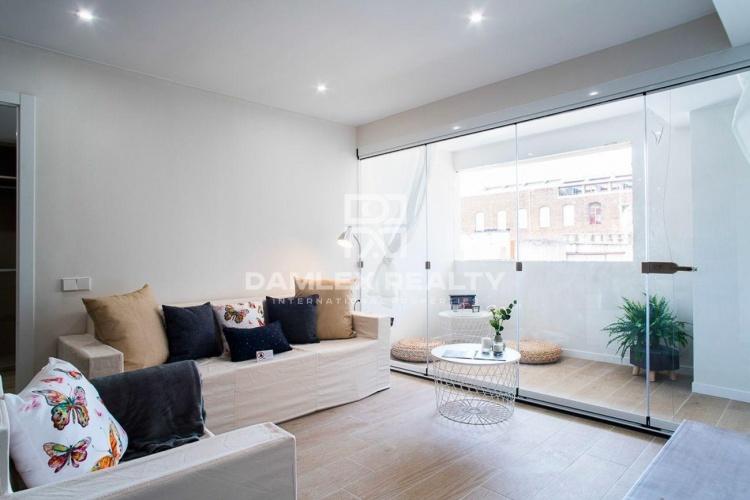 Apartamento reformado en Poble Nou