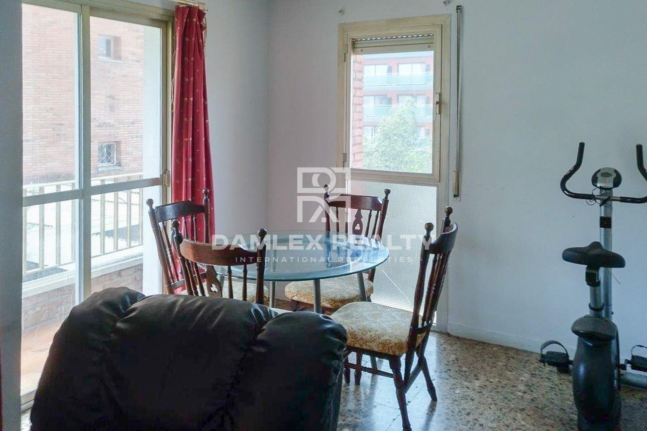 Apartamento que se está reformando en Fenals