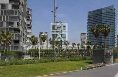 Apartamento con vistas al mar. Barcelona