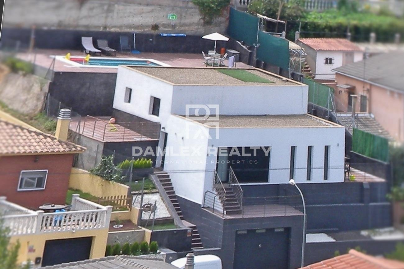 Casa Estilo moderno con licencia Turística.