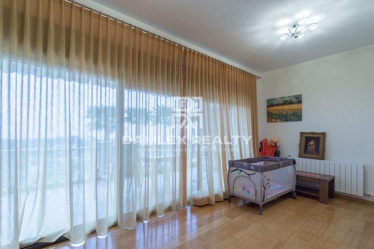 Casa en Lloret de Mar con vistas al mar.