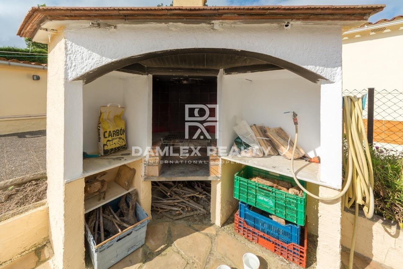 Casa familiar en urbanización la Creu de Lloret a 5 minutos del centro