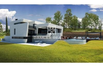 Villa de lujo en Lloret de Mar en una de las zonas más buscadas.
