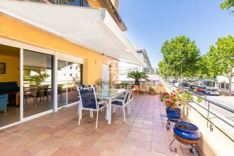 Apartamentos en un prestigioso complejo residencial cerca de la playa.
