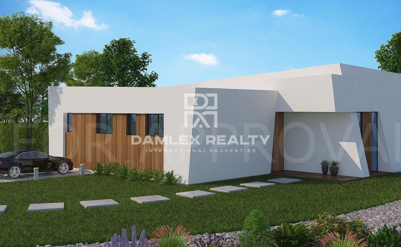Nueva vivienda sostenible y eficiente en barrio privado