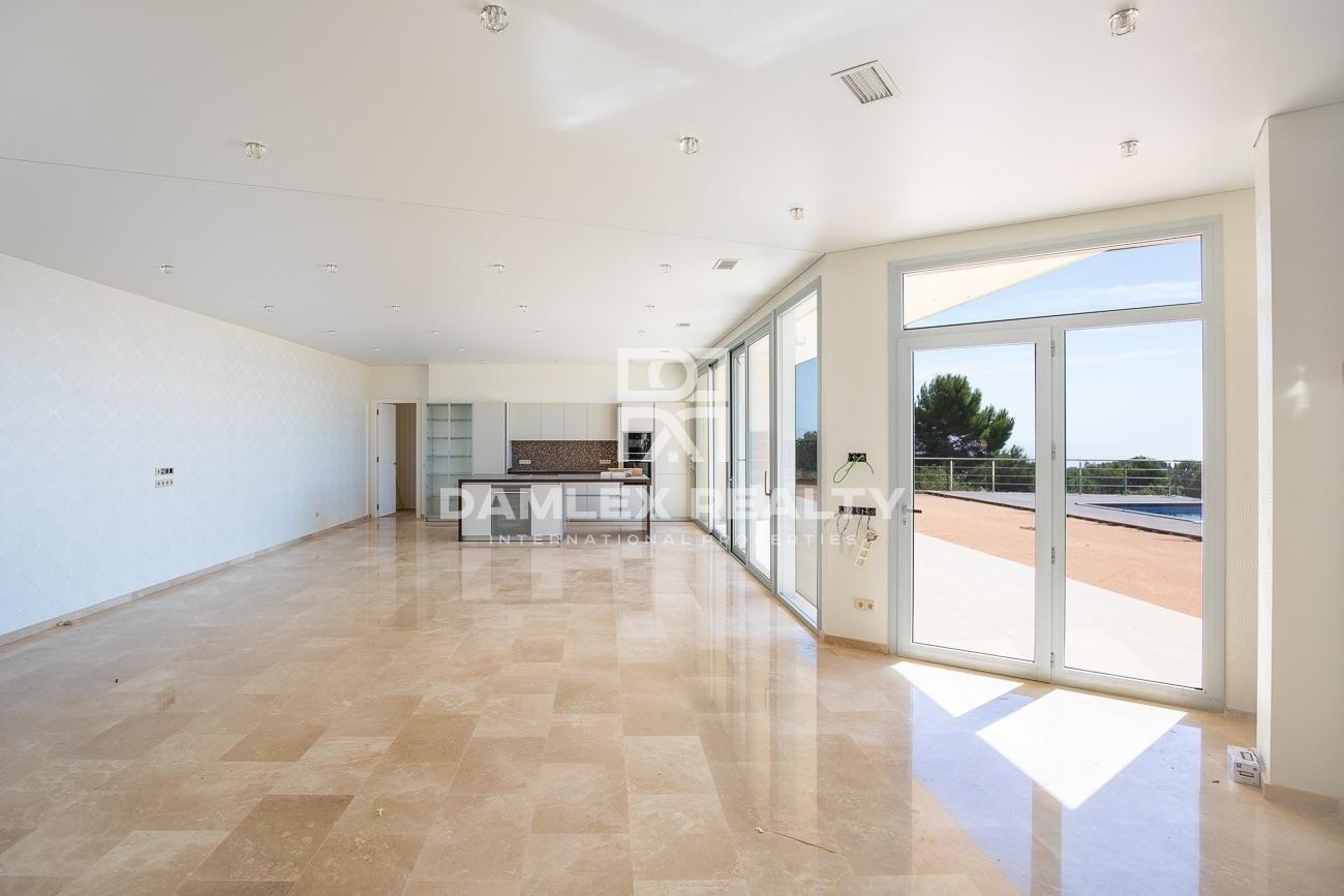 Villa de lujo en la comunidad cerrada de Tossa de Mar