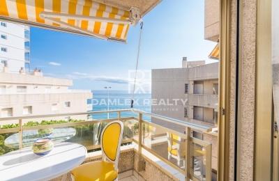 Apartamento en primera linea de mar con terraza de 150m2
