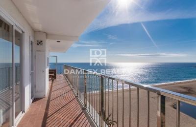 Apartamento en primera linea de mar en Playa de Aro