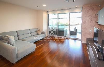 Apartamento en primera línea en Diagonal Mar