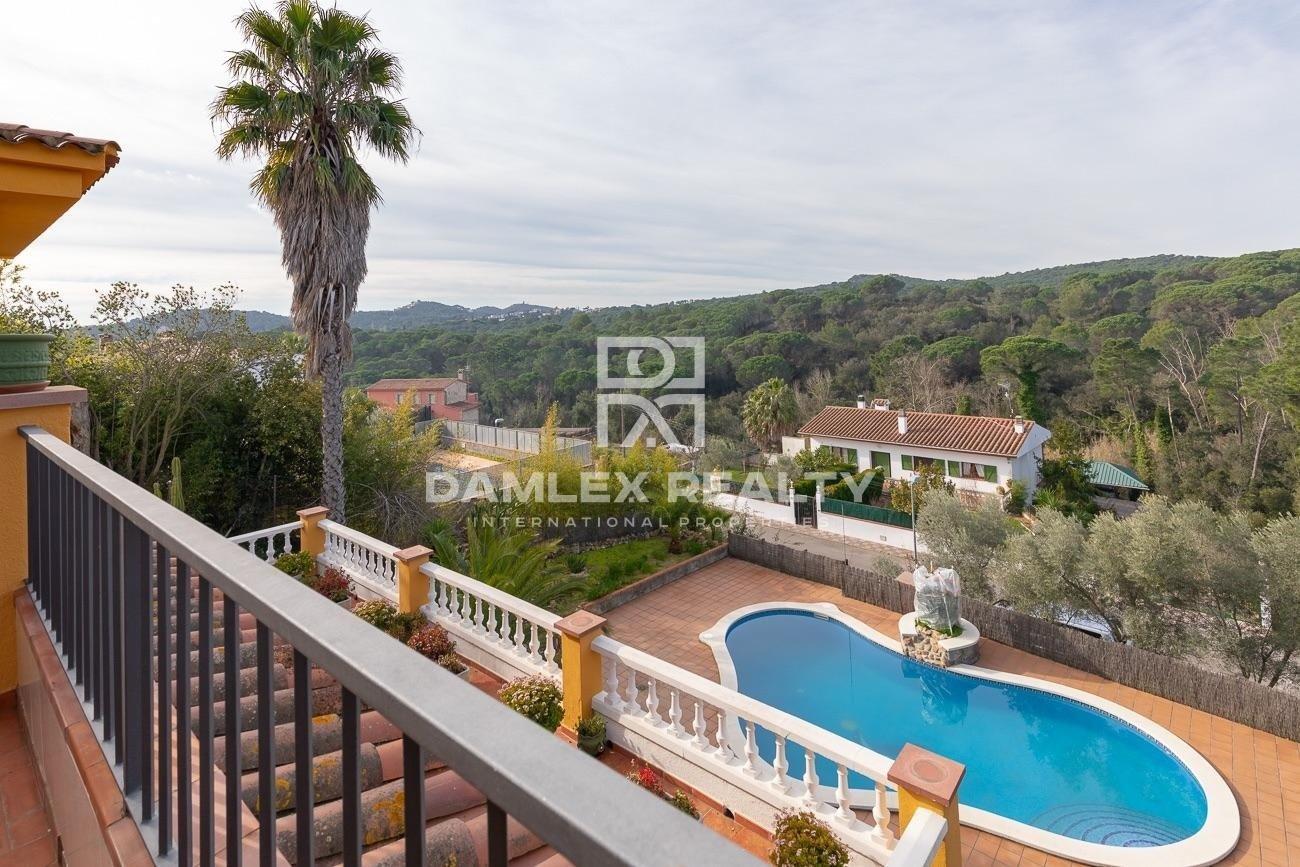 Villa con licencia turística en Lloret de Mar