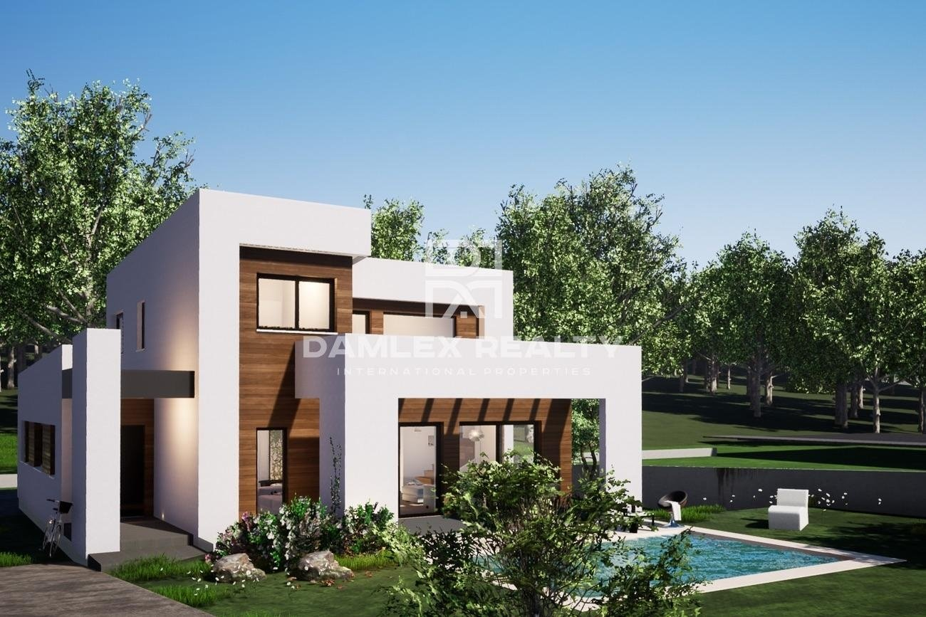 Villa de alta tecnología a poca distancia de la playa en Calella de Palafrugell