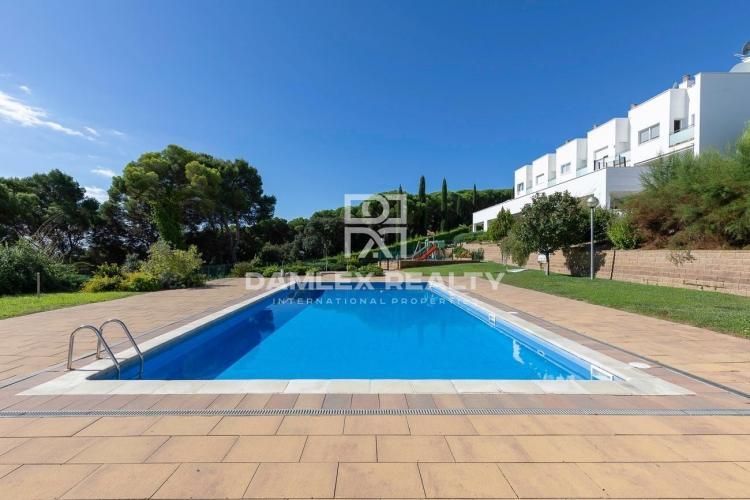 Casa adosada en complejo de élite cerca de la playa de Sa Boadella