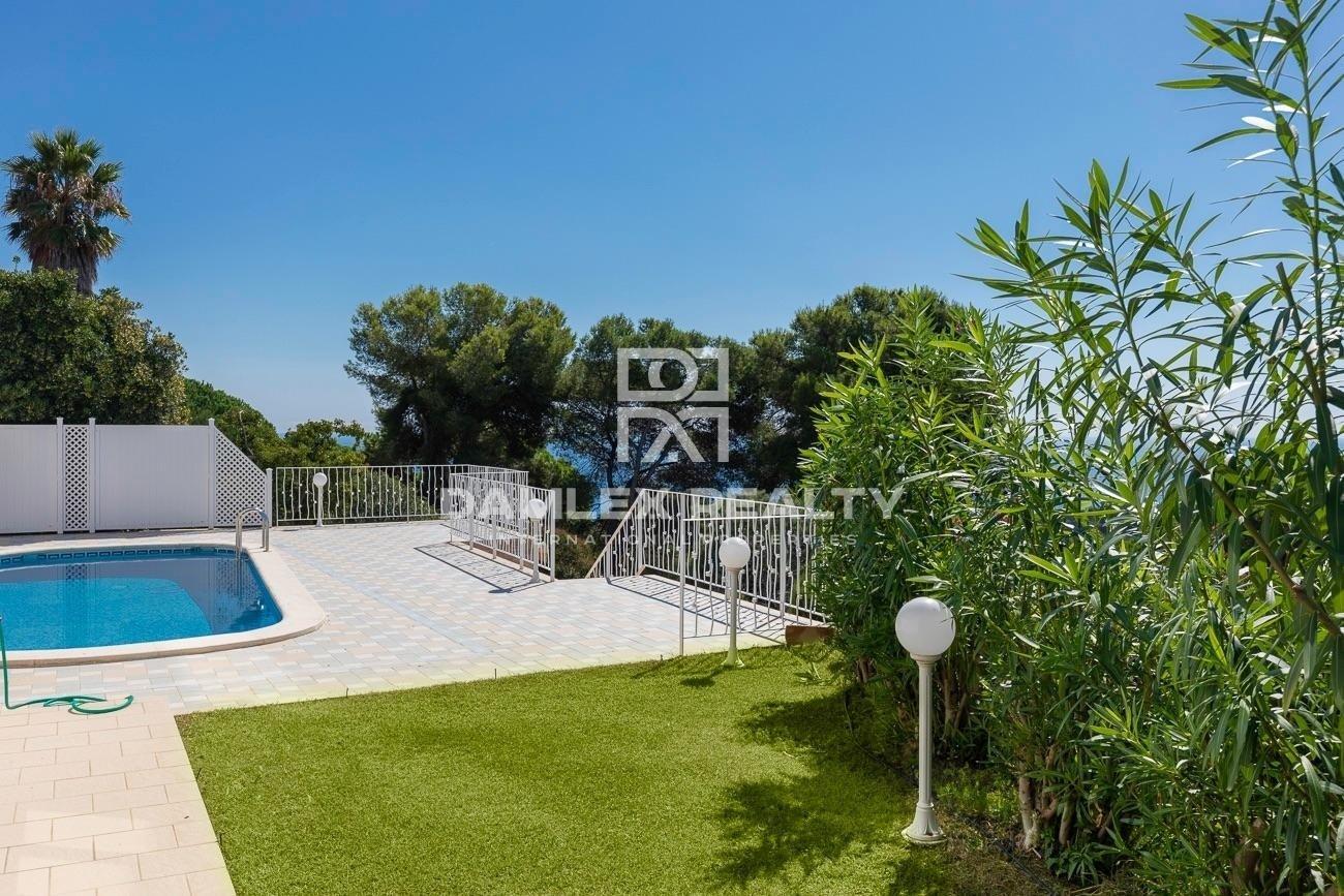 Villa en una urbanización prestigiosa de la Costa Brava - Cala Sant Francesc
