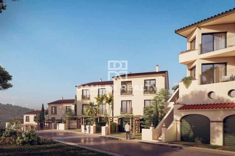 Nuevo proyecto de 22 exclusivos apartamentos cerca de la playa de Pals, Costa Brava