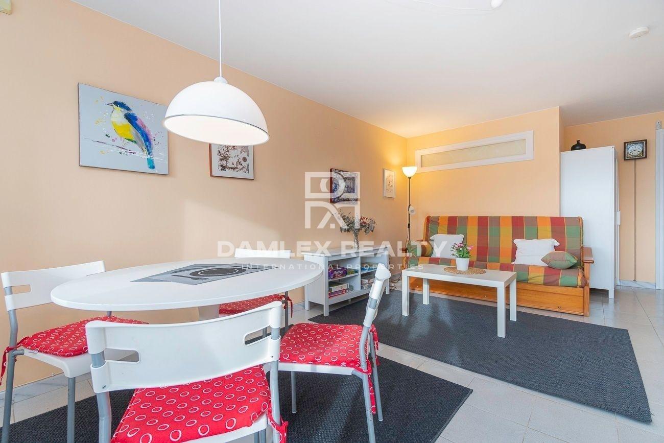 Bonita casa con vista panorámica al mar en la Urbanización Turó de Lloret
