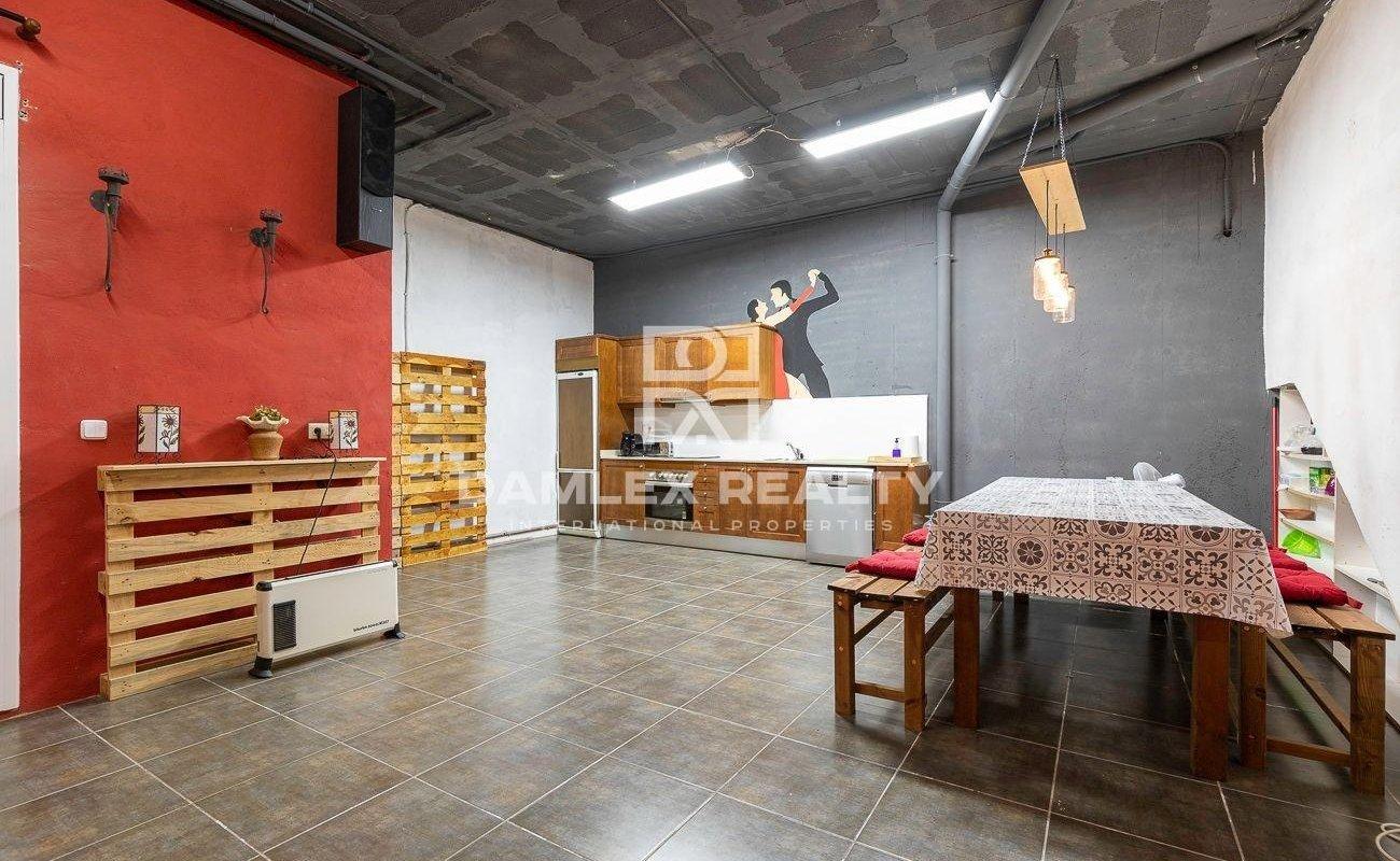 Acogedora y moderna casa en la urbanización Roca Grossa de Lloret de Mar