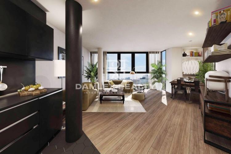 Nuevos apartamentos cerca de la playa en Barcelona